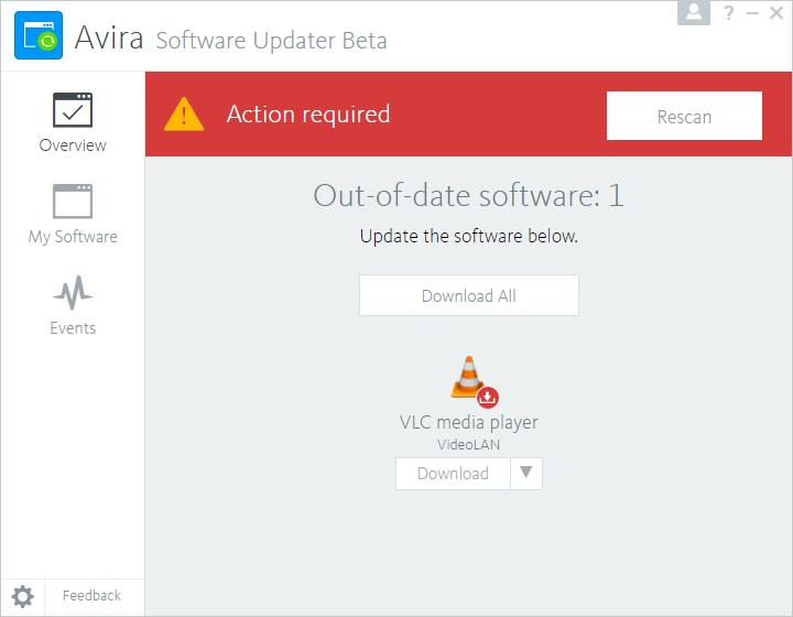 AviraSoftwareUpdater