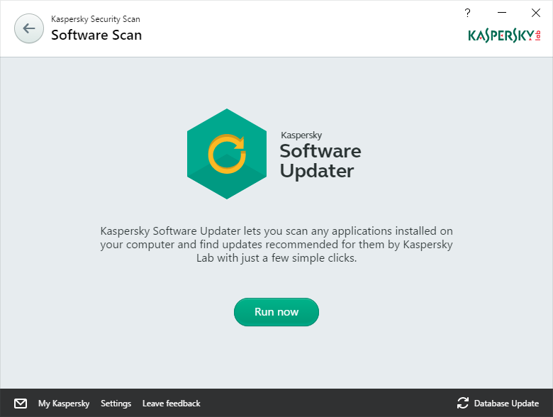 Kaspersky Security Scan2