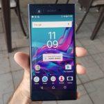 Xperia X Premiumか??Sony Mobile F8331