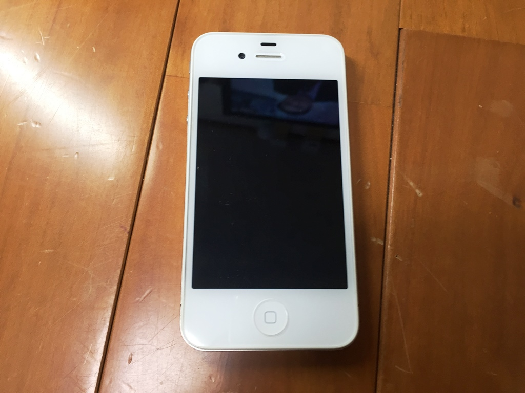 iPhone4 表